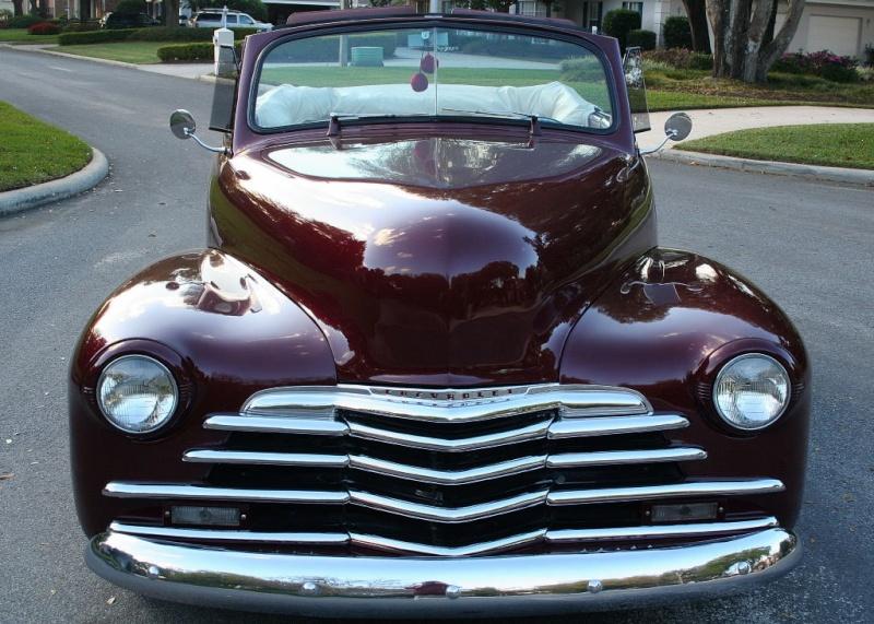 Chevrolet 1946 - 48 custom & mild custom 47chev18
