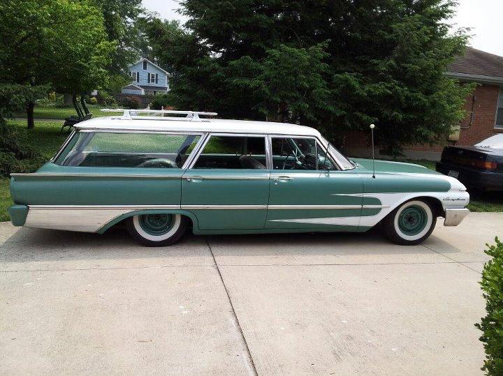 Ford 1961 - 1964 custom and mild custom 48423510
