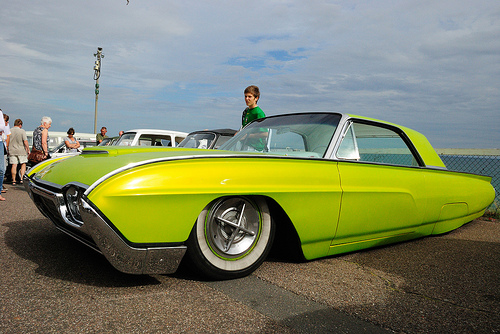 Ford Thunderbird 1961 - 1963 custom & mild custom 48494610