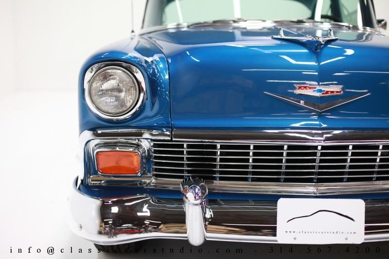 1950's Chevrolet street machine 518