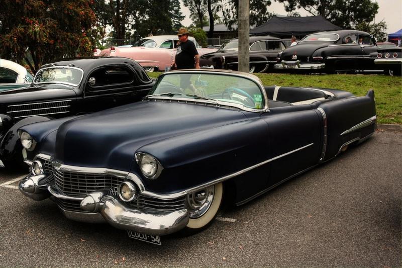 Cadillac 1954 -  1956 custom & mild custom 52374310