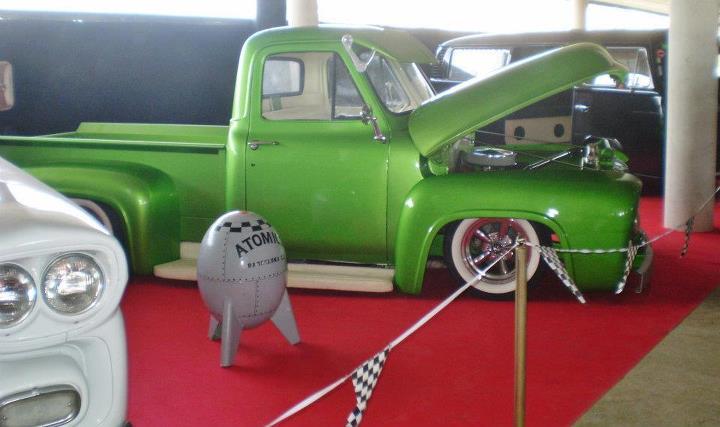 Ford Pick Up 1953 - 1956 custom & mild custom 54006810