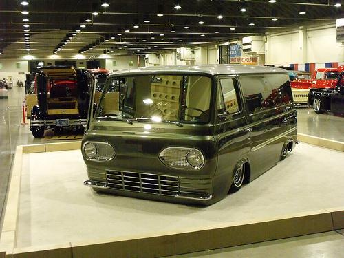 Ford Econoline 1961 - 1967 54608410