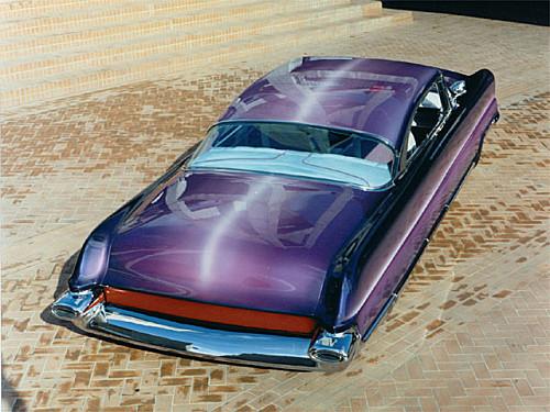 Lincoln 1956 - 1957 custom & mild custom 56-20l10