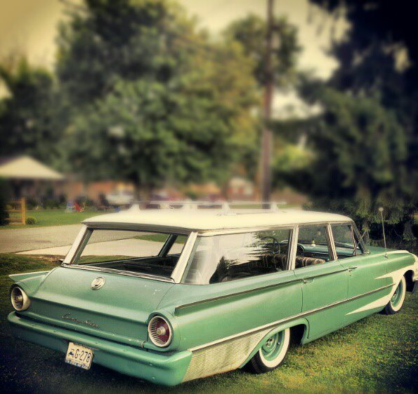 Ford 1961 - 1964 custom and mild custom 56488711