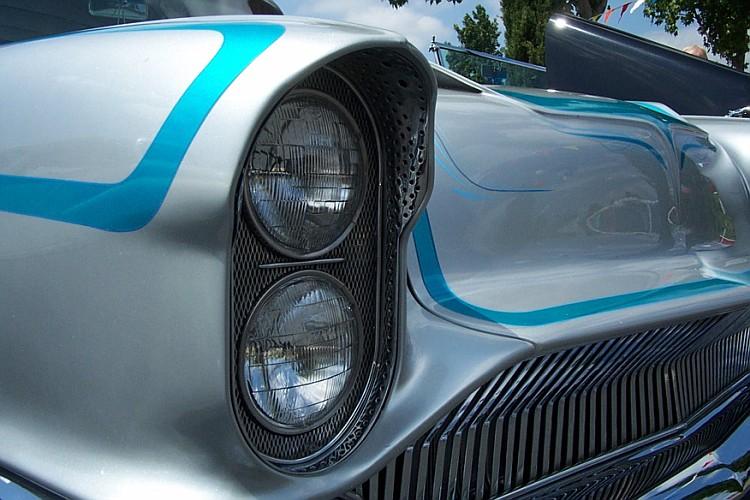 Chevy 1957 custom & mild custom 5720fr10