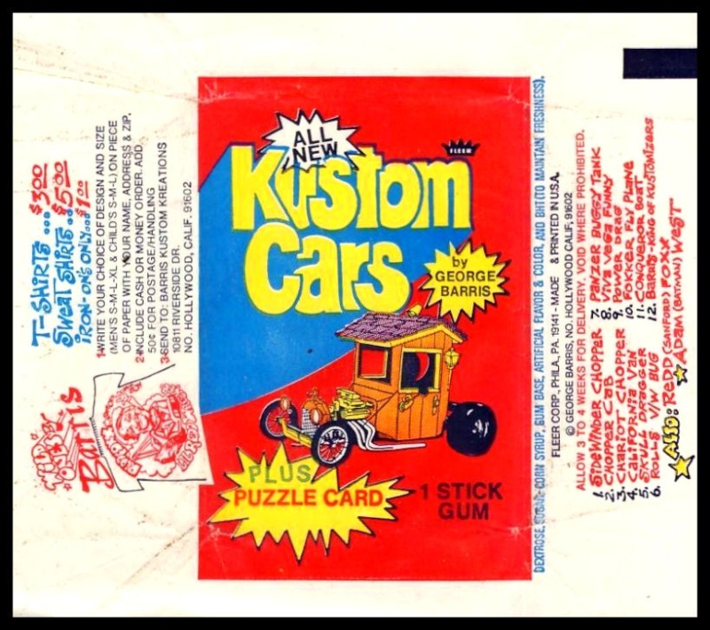 "Fleer ""kustom car"" stickers - 1975 - Page 2 57683310"