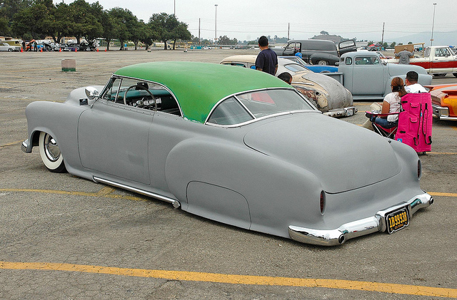 Chevy 1949 - 1952 customs & mild customs galerie - Page 3 58580010