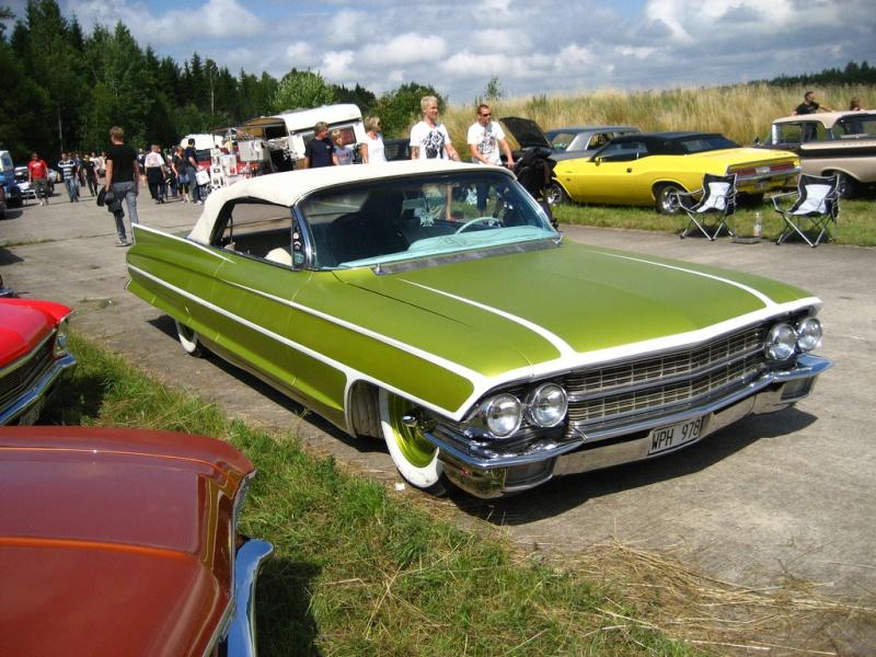 Cadillac 1961 - 1968 Custom & mild custom 59741510