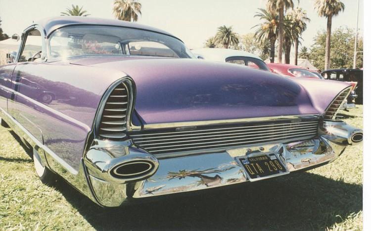 Lincoln 1956 - 1957 custom & mild custom 60-vi10