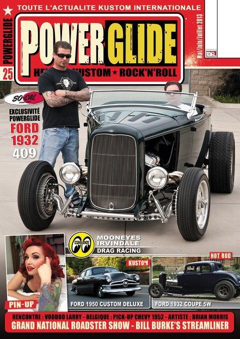 Powerglide magazine 60203110