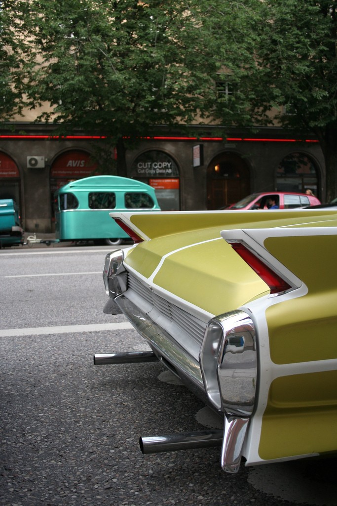 Cadillac 1961 - 1968 Custom & mild custom 60227012