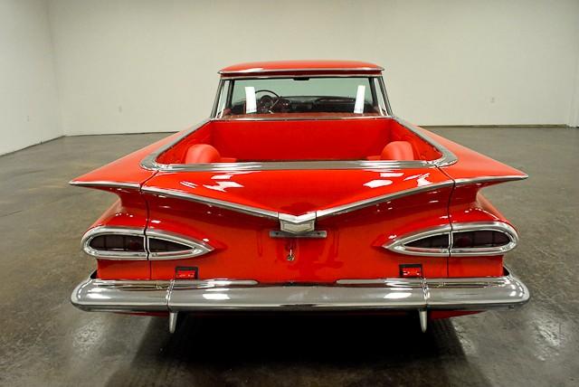 Chevy 1959 kustom & mild custom 615