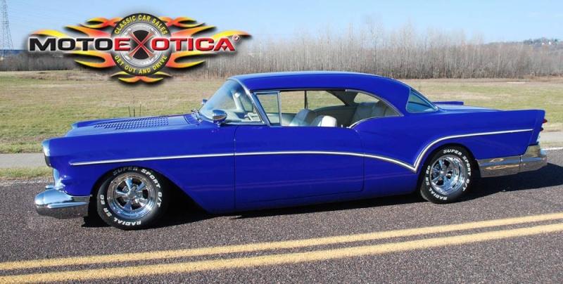 Buick 1955 - 57 custom & mild custom 617