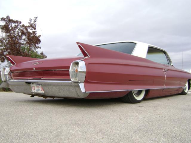 Cadillac 1961 - 1968 Custom & mild custom 62cadd11