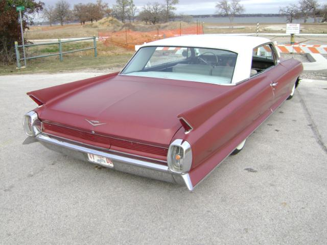 Cadillac 1961 - 1968 Custom & mild custom 62cadd12