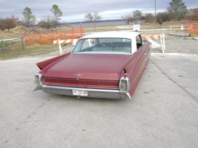Cadillac 1961 - 1968 Custom & mild custom 62cadd13