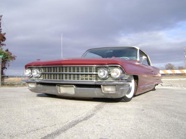 Cadillac 1961 - 1968 Custom & mild custom 62cadd14