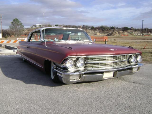 Cadillac 1961 - 1968 Custom & mild custom 62cadd22