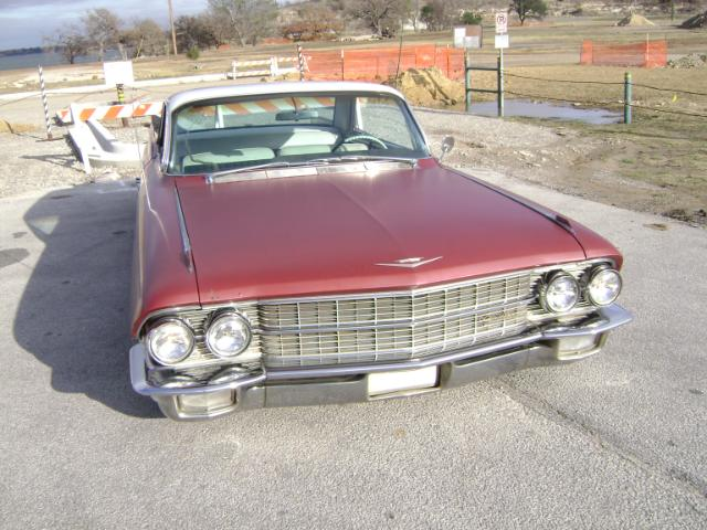 Cadillac 1961 - 1968 Custom & mild custom 62cadd23