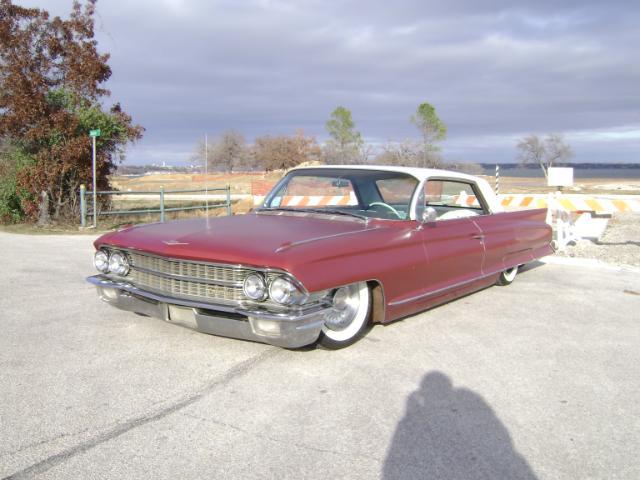 Cadillac 1961 - 1968 Custom & mild custom 62cadd28