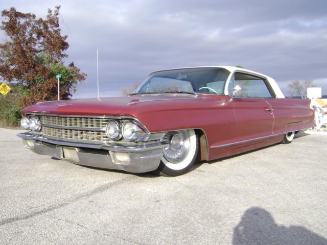 Cadillac 1961 - 1968 Custom & mild custom 62cadd29