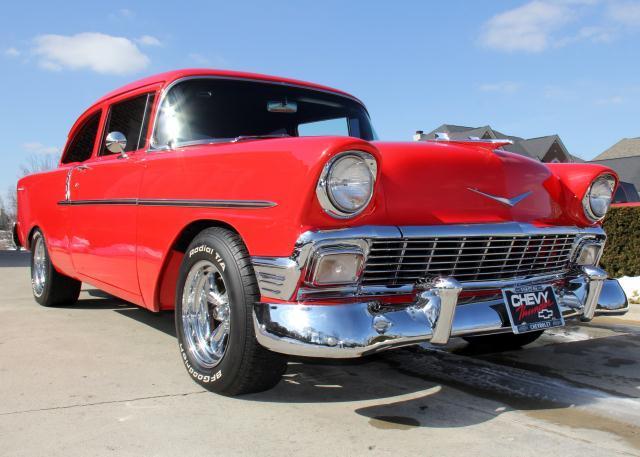 1950's Chevrolet street machine 6s195010