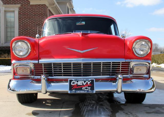 1950's Chevrolet street machine 6s195012