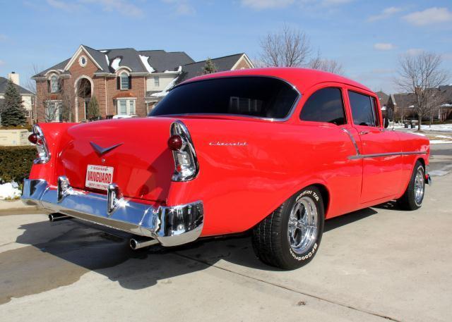 1950's Chevrolet street machine 6s195013