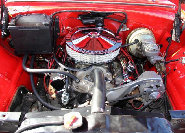 1950's Chevrolet street machine 6s195018
