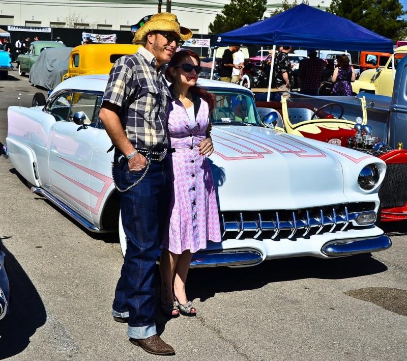 Chevy 1956 custom & mild custom - Page 2 70557310