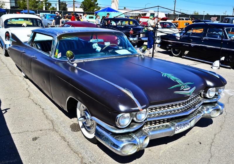 Cadillac 1959 - 1960 custom & mild custom 70594410