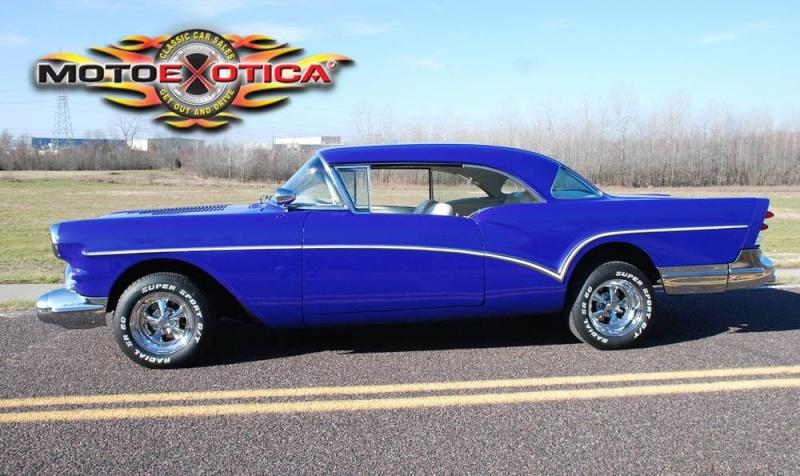 Buick 1955 - 57 custom & mild custom 715