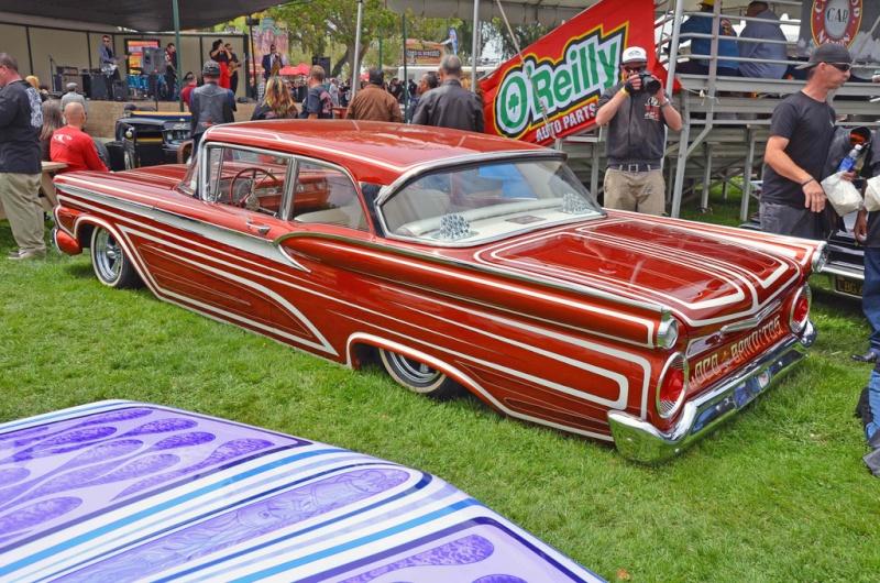 Ford 1959 custom & mild custom 72772411