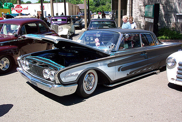 Ford 1960 custom & mild custom 72818710