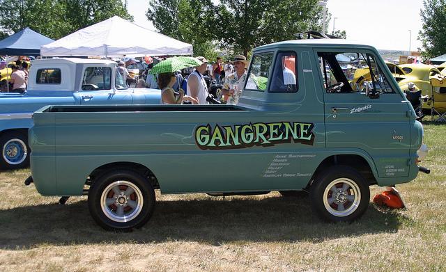 Pick Up Gasser 80594010