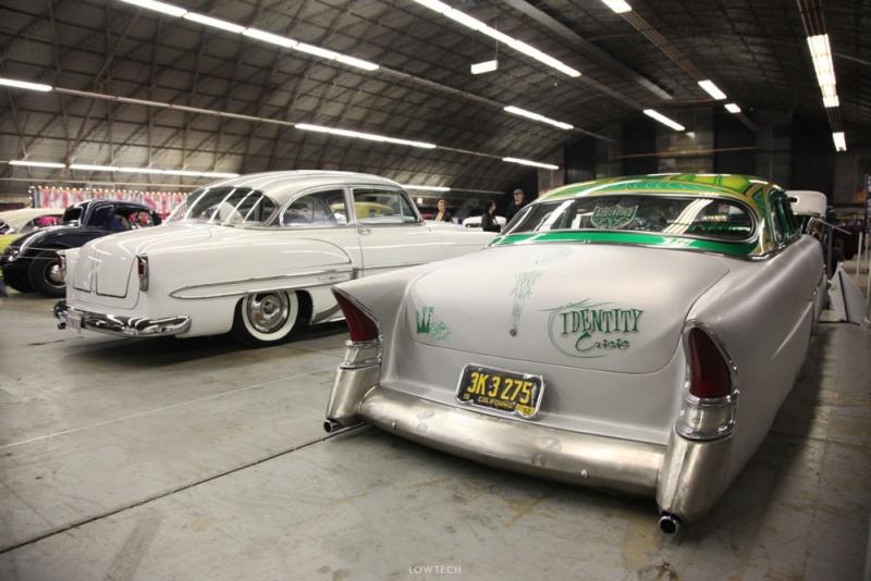 Ford 1952 - 1954 custom & mild custom 84180110