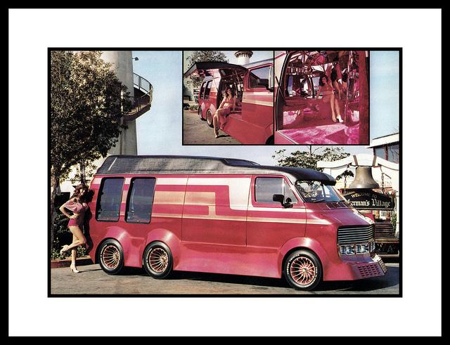 Golden age des Vans 84579010