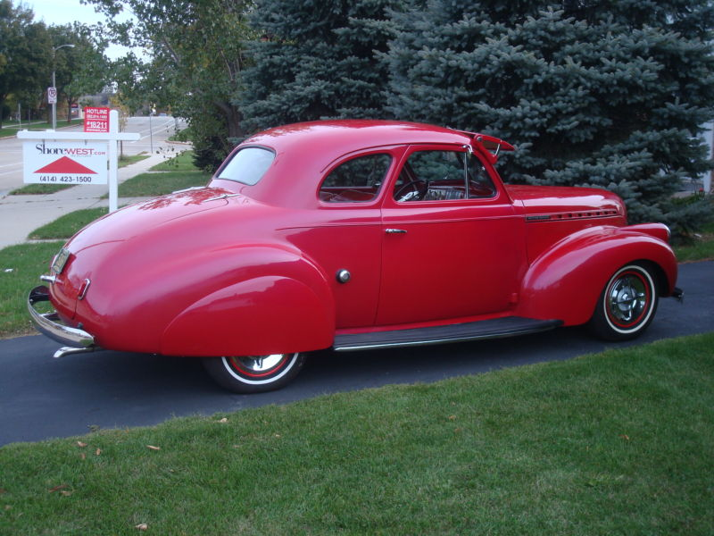 Chevy 1940 - 45 custom & mild custom 86295710