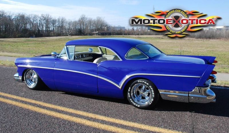 Buick 1955 - 57 custom & mild custom 913