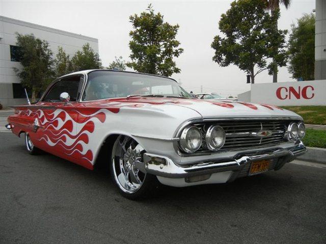 Chevy 1960 custom & mild custom 92572011
