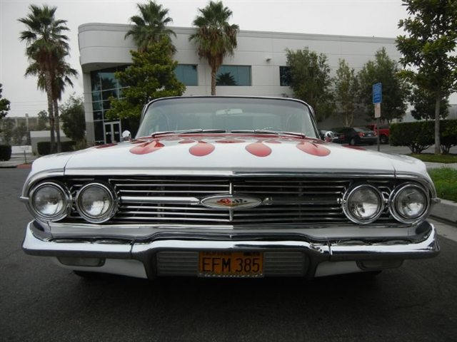 Chevy 1960 custom & mild custom 92572013