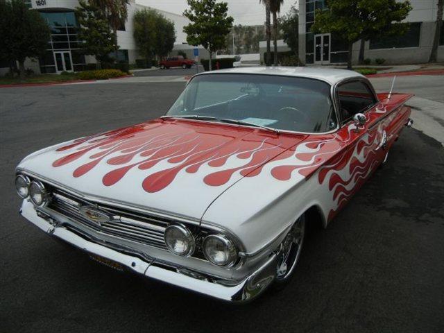 Chevy 1960 custom & mild custom 92572014