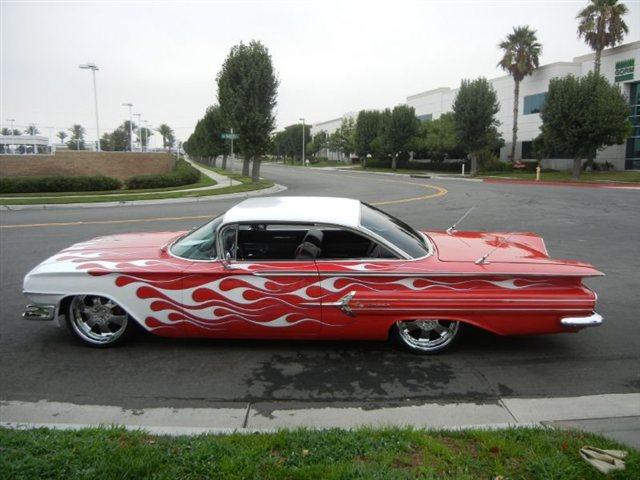 Chevy 1960 custom & mild custom 92572016