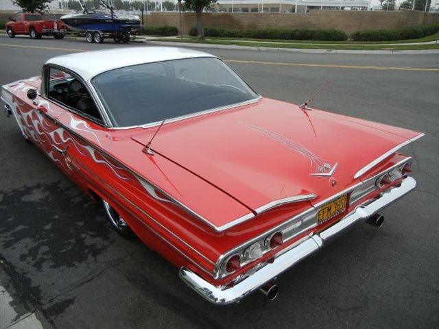 Chevy 1960 custom & mild custom 92572017