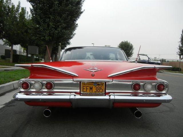 Chevy 1960 custom & mild custom 92572020