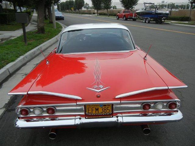 Chevy 1960 custom & mild custom 92572021