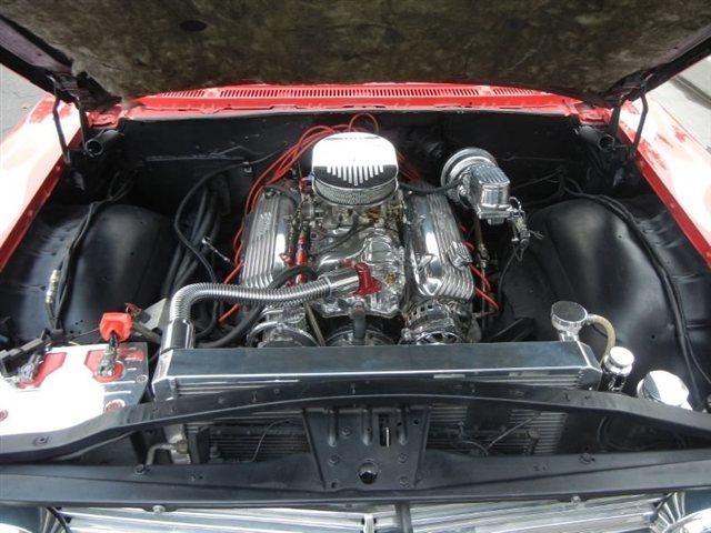 Chevy 1960 custom & mild custom 92572024