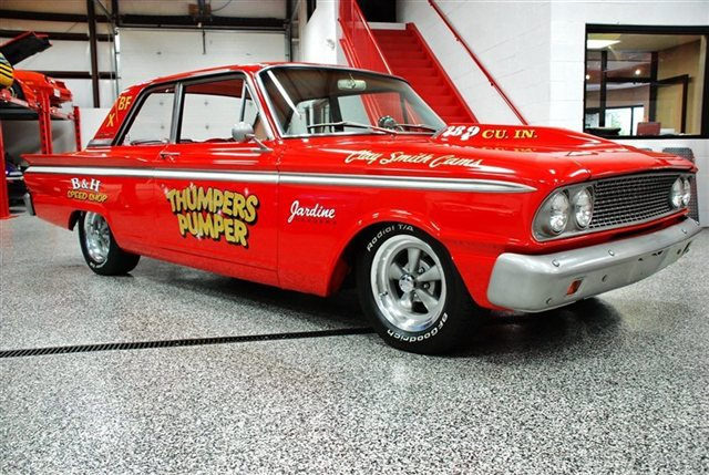 Sixties drag car, Street drag & super stocker 94254015