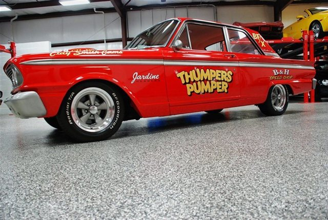 Sixties drag car, Street drag & super stocker 94254019